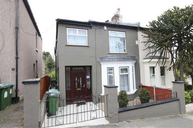4 Bedrooms Semi Detached House for sale in Purrett Road, Plumstead, London, SE18