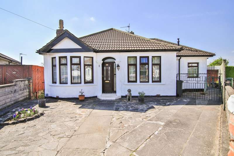 2 Bedrooms Detached Bungalow for sale in Clas Gabriel, Whitchurch, Cardiff