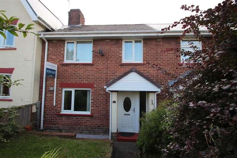3 Bedrooms Terraced House for sale in York Road, Blackhill, Consett