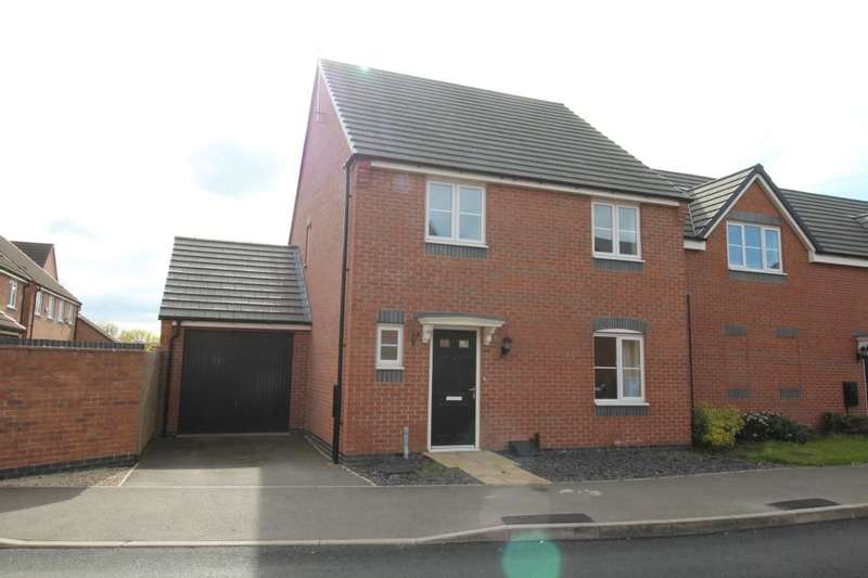 4 Bedrooms Detached House for sale in Merton Drive, Derby, DE22
