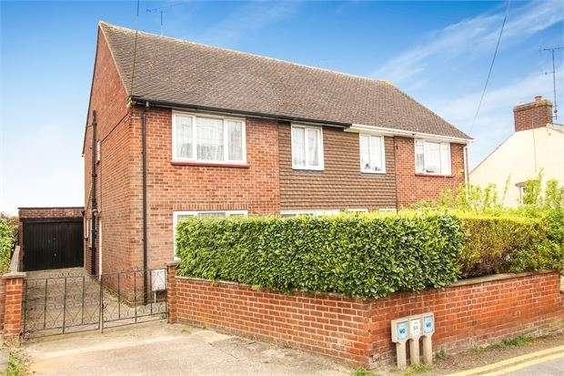3 Bedrooms Semi Detached House for sale in Frederick Street, Waddesdon, Buckinghamshire. HP18 0LU