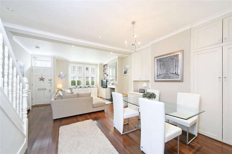 5 Bedrooms Terraced House for sale in Allestree Road, London, SW6