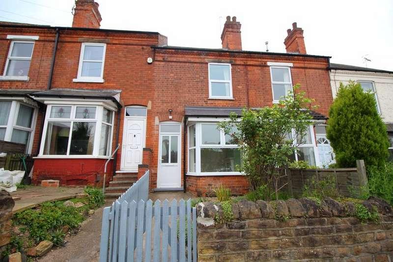 3 Bedrooms Terraced House for sale in Burnham Street, Sherwood, Nottingham NG5