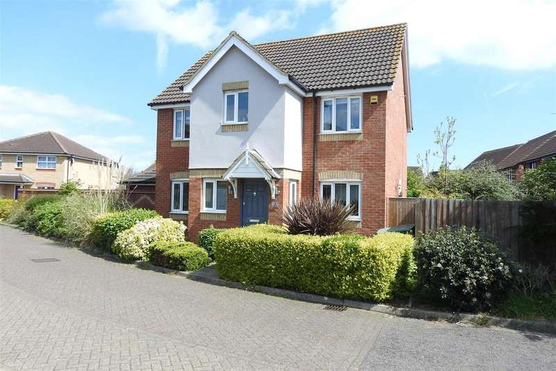 4 Bedrooms House for sale in Tern Close, Mayland, Chelmsford