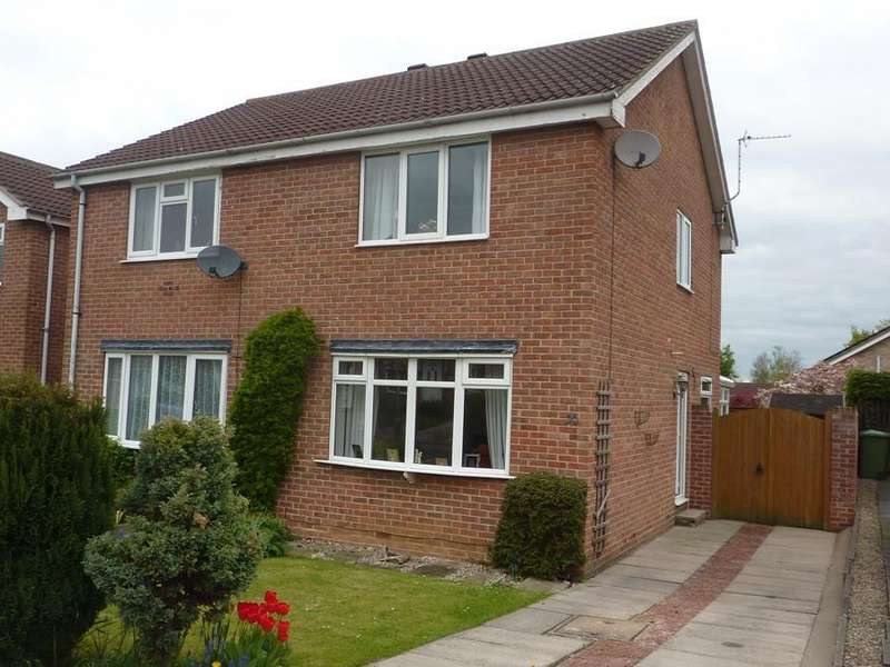 2 Bedrooms Semi Detached House for sale in Newlands, Northallerton