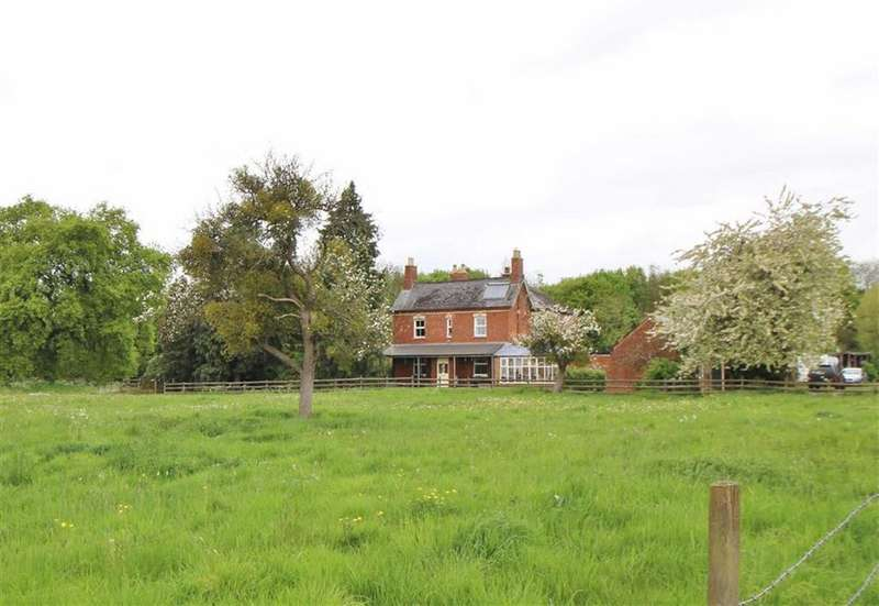 5 Bedrooms Detached House for sale in Sandhurst Lane, Sandhurst, Gloucester