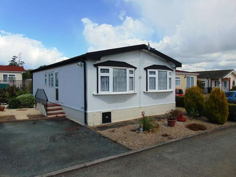 2 Bedrooms Mobile Home for sale in Parklands, Evesham