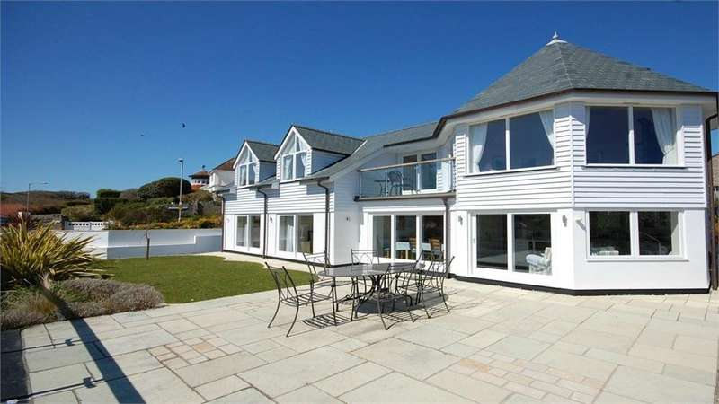 4 Bedrooms Detached House for sale in 9 Gallants Drive, FOWEY, Cornwall