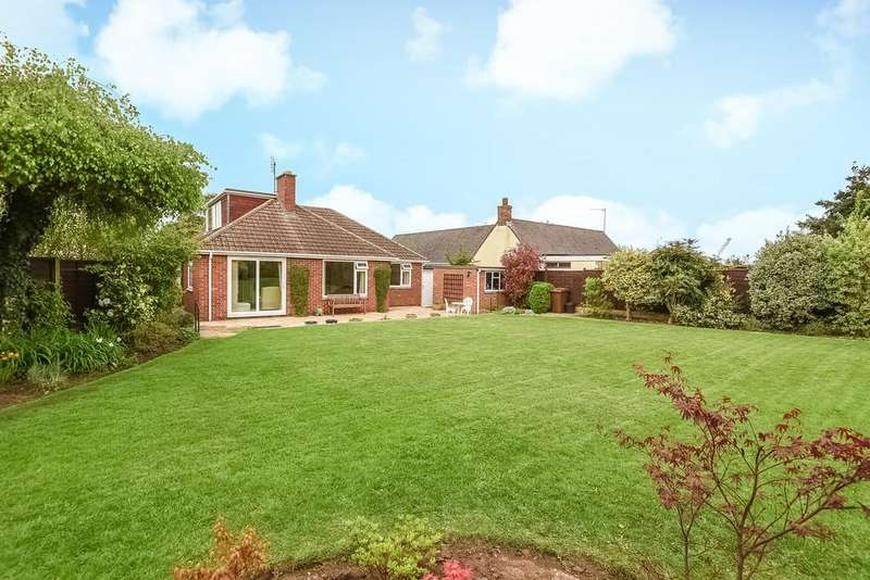 4 Bedrooms Detached Bungalow for sale in Churchdown