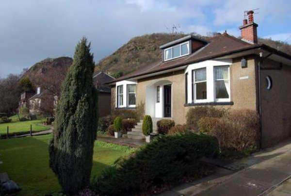 3 Bedrooms Bungalow for sale in Rockview, Stirling Road, Milton, Dumbarton, G82 2TB