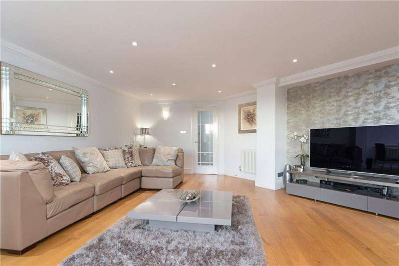 2 Bedrooms Flat for sale in Blazer Court, St John's Wood Road, St John's Wood, London, NW8