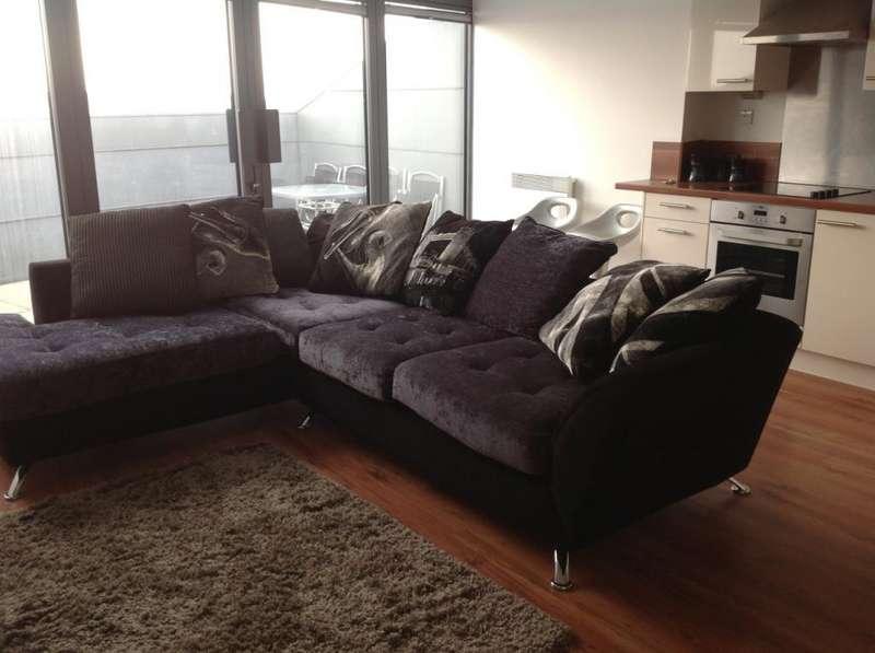 1 Bedroom Flat for rent in Mann Island, Liverpool, Merseyside, L3