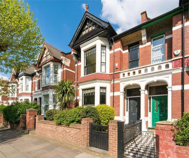 5 Bedrooms Semi Detached House for sale in Harlesden Gardens, London, NW10