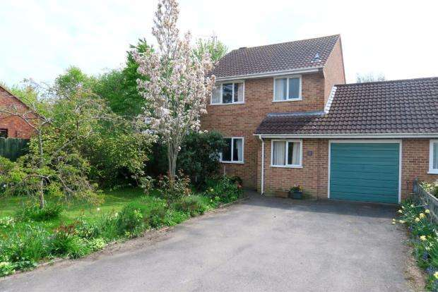 4 Bedrooms Link Detached House for sale in Rydon Lane, Taunton TA2