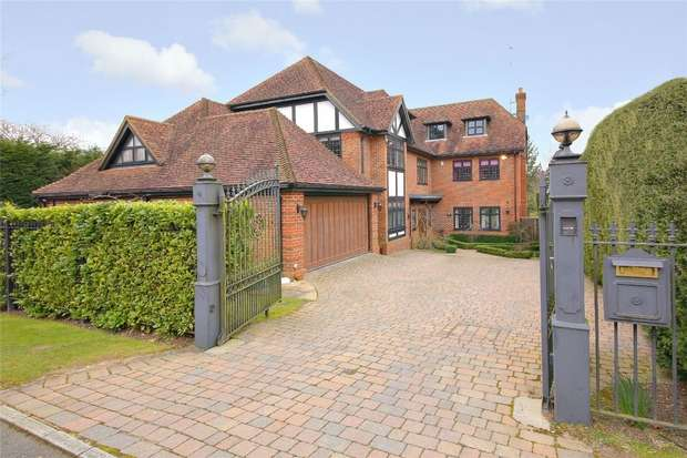 7 Bedrooms Detached House for sale in Abbey View, Radlett, Hertfordshire