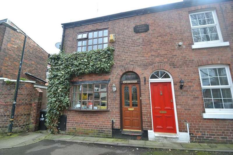 2 Bedrooms End Of Terrace House for sale in York Terrace, Woodfield Grove, Sale