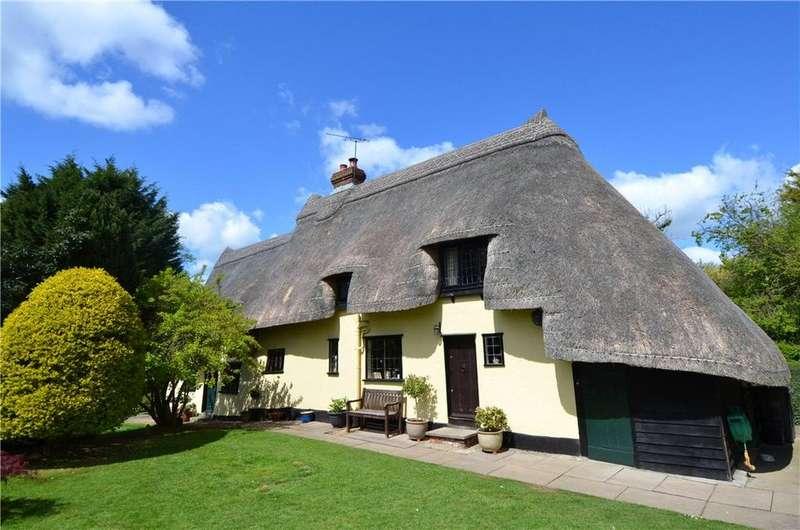 5 Bedrooms Detached House for sale in Carters Lane, Henham, Bishop's Stortford, CM22