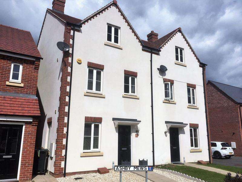 4 Bedrooms Semi Detached House for sale in Daventry