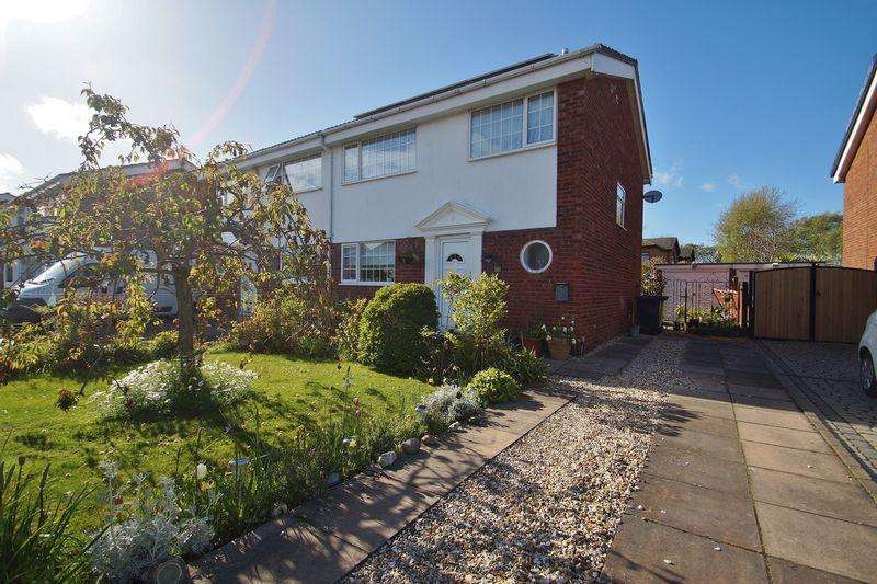 3 Bedrooms Semi Detached House for sale in Argameols Close, Southport