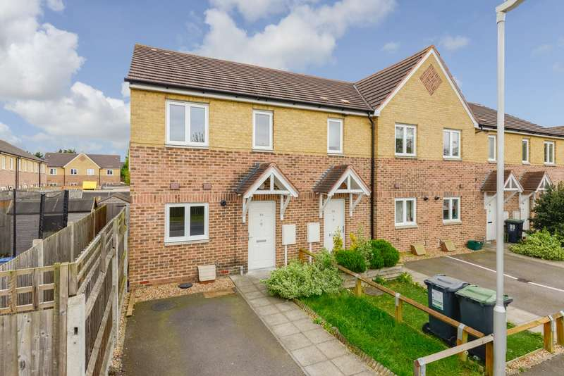 2 Bedrooms House for sale in Churchfield, Snodland, ME6