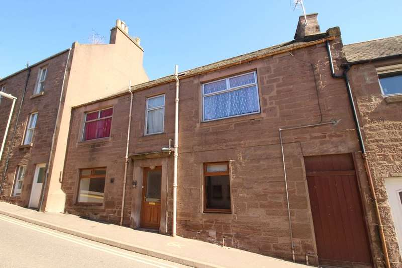 2 Bedrooms Flat for sale in City Road, Brechin, DD9