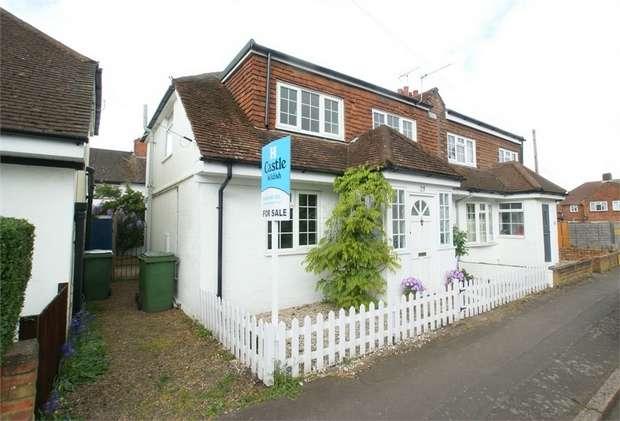 3 Bedrooms Semi Detached House for sale in Primrose Road, Hersham, WALTON-ON-THAMES, Surrey