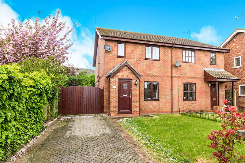 3 Bedrooms Semi Detached House for sale in The Glebe, Sturton By Stow, Lincoln, LN1
