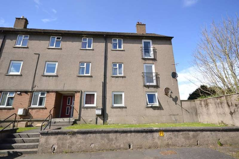 2 Bedrooms Flat for sale in Burnside Place, Kelty, KY4