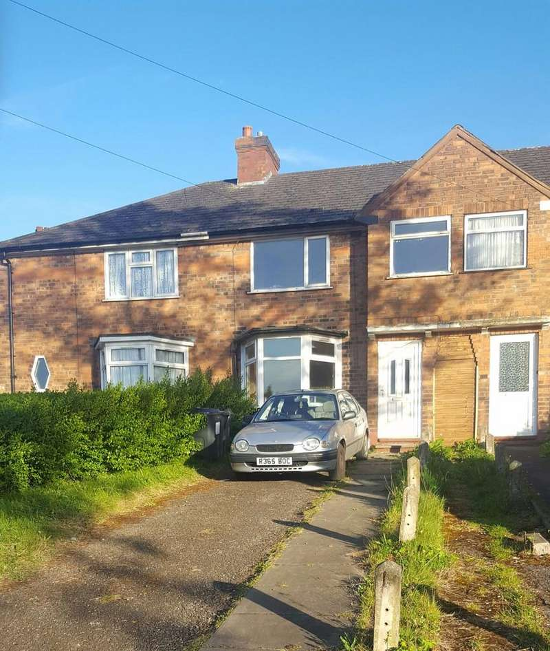 3 Bedrooms Terraced House for rent in Flavells Lane, Yardely