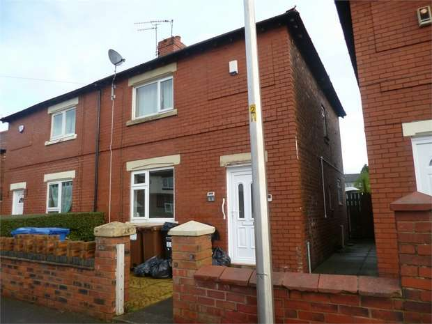 3 Bedrooms Semi Detached House for sale in Rostherne Road, Stockport, Cheshire