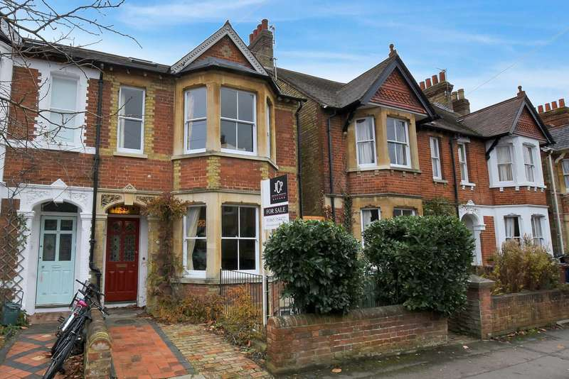 4 Bedrooms End Of Terrace House for sale in Oakthorpe Road, Oxford