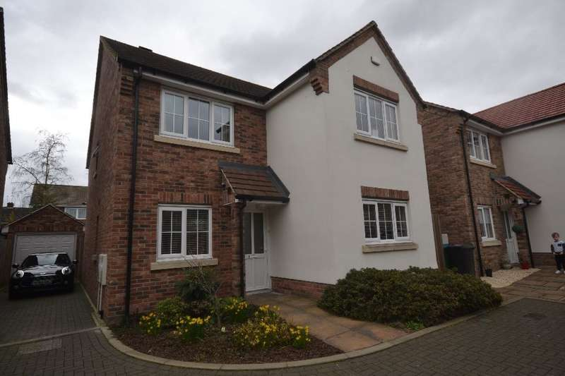 4 Bedrooms Detached House for sale in The Pippins, Garston Watford