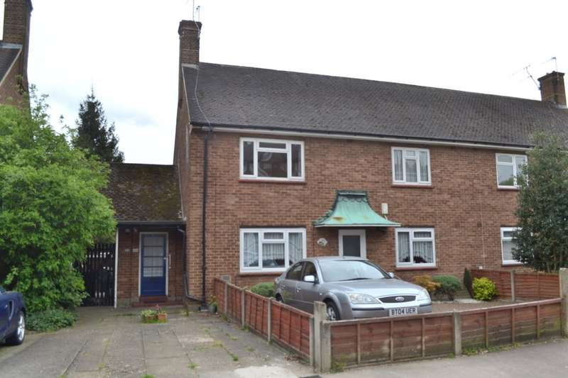 2 Bedrooms Maisonette Flat for sale in The Brow, Woodside, Garston