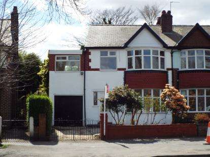 4 Bedrooms Semi Detached House for sale in Crumpsall Lane, Manchester, Greater Manchester