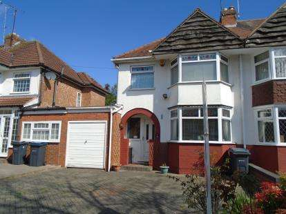 3 Bedrooms Semi Detached House for sale in Osmaston Road, Birmingham, West Midlands