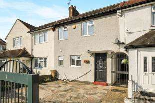 3 Bedrooms Terraced House for sale in Effingham Road, Croydon, Surrey