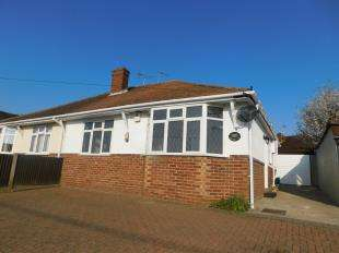 2 Bedrooms Bungalow for sale in Weavering Street, Weavering, Maidstone, Kent