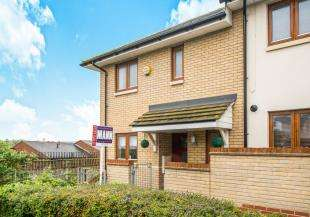 3 Bedrooms End Of Terrace House for sale in Bramble Mews, Gravesend, Kent