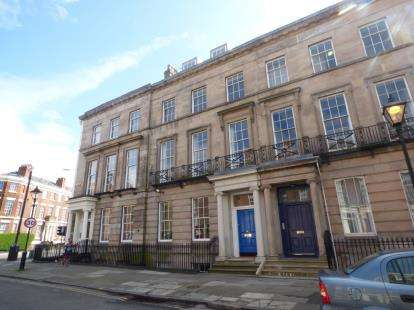 2 Bedrooms Flat for sale in Canning Street, Liverpool, Merseyside, L8