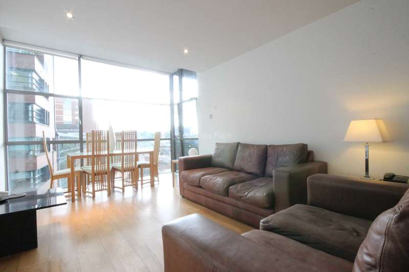 2 Bedrooms Apartment Flat for sale in Deansgate Quay, 384 Deansgate, City Centre