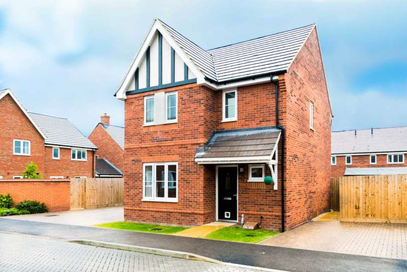3 Bedrooms Detached House for sale in Willow End, Didcot