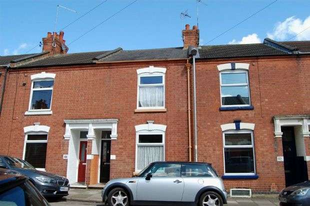 2 Bedrooms Terraced House for sale in Manfield Road, Abington, Northampton NN1 4NN