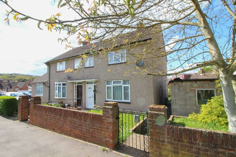 2 Bedrooms Semi Detached House for sale in SOUTH OXHEY