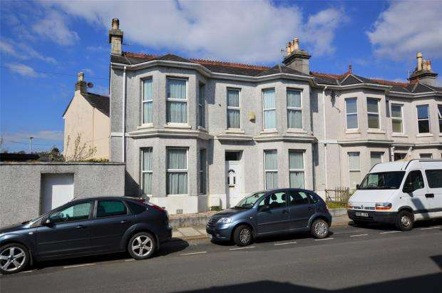 4 Bedrooms End Of Terrace House for sale in Grenville Road, Plymouth, Devon