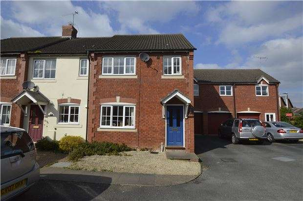 3 Bedrooms End Of Terrace House for sale in Walton Cardiff, TEWKESBURY, Gloucestershire, GL20 7RX
