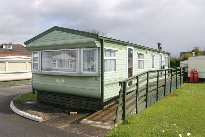 2 Bedrooms Park Home Mobile Home for sale in Fifth Avenue, Shaws Trailer Park, Knaresborough Road, Harrogate, HG2 7NE