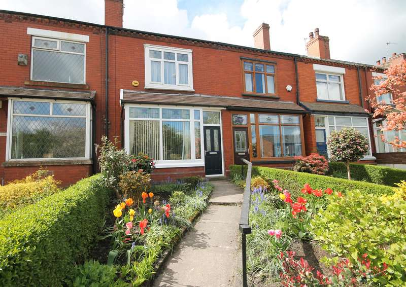 2 Bedrooms Terraced House for sale in Bolton Road, Kearsley, Bolton, BL4 8NQ