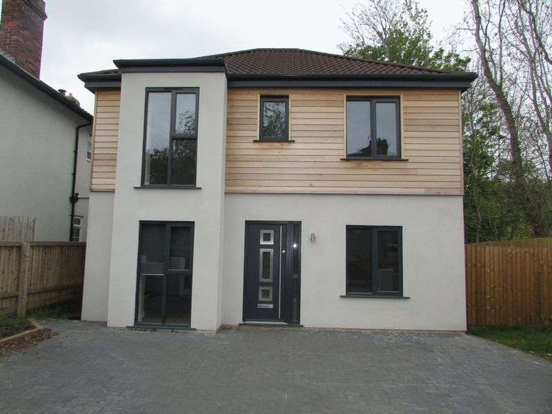 4 Bedrooms Detached House for sale in Coombe Bridge Avenue, Bristol