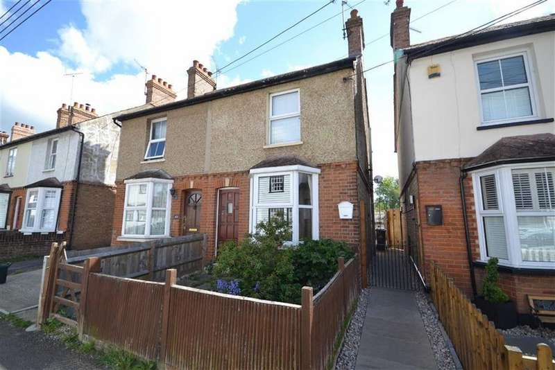 2 Bedrooms Cottage House for sale in Chapel Road, Burnham-on-Crouch, Essex