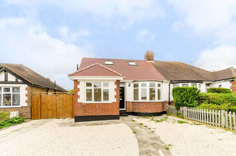 5 Bedrooms Bungalow for sale in Seaforth Gardens, Stoneleigh, KT19